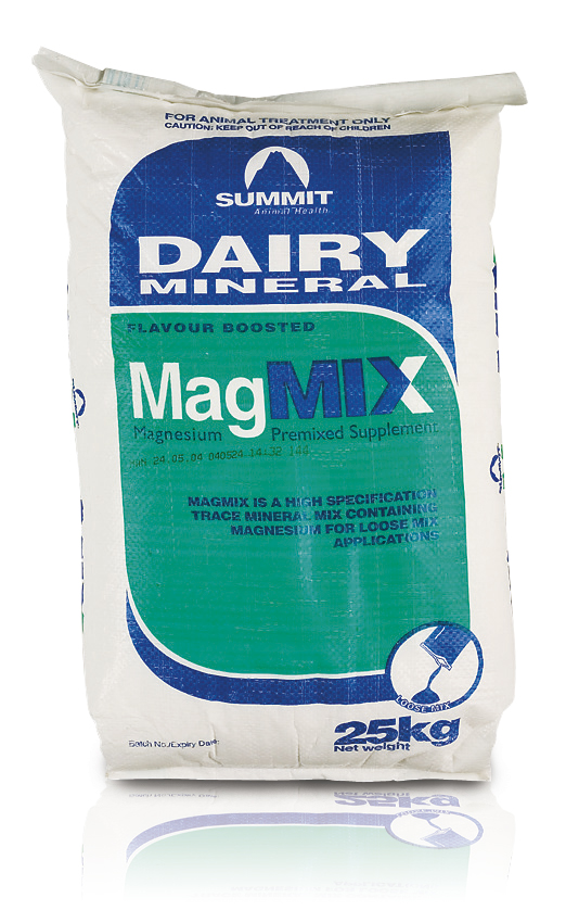 Summit dairy mineral magmix