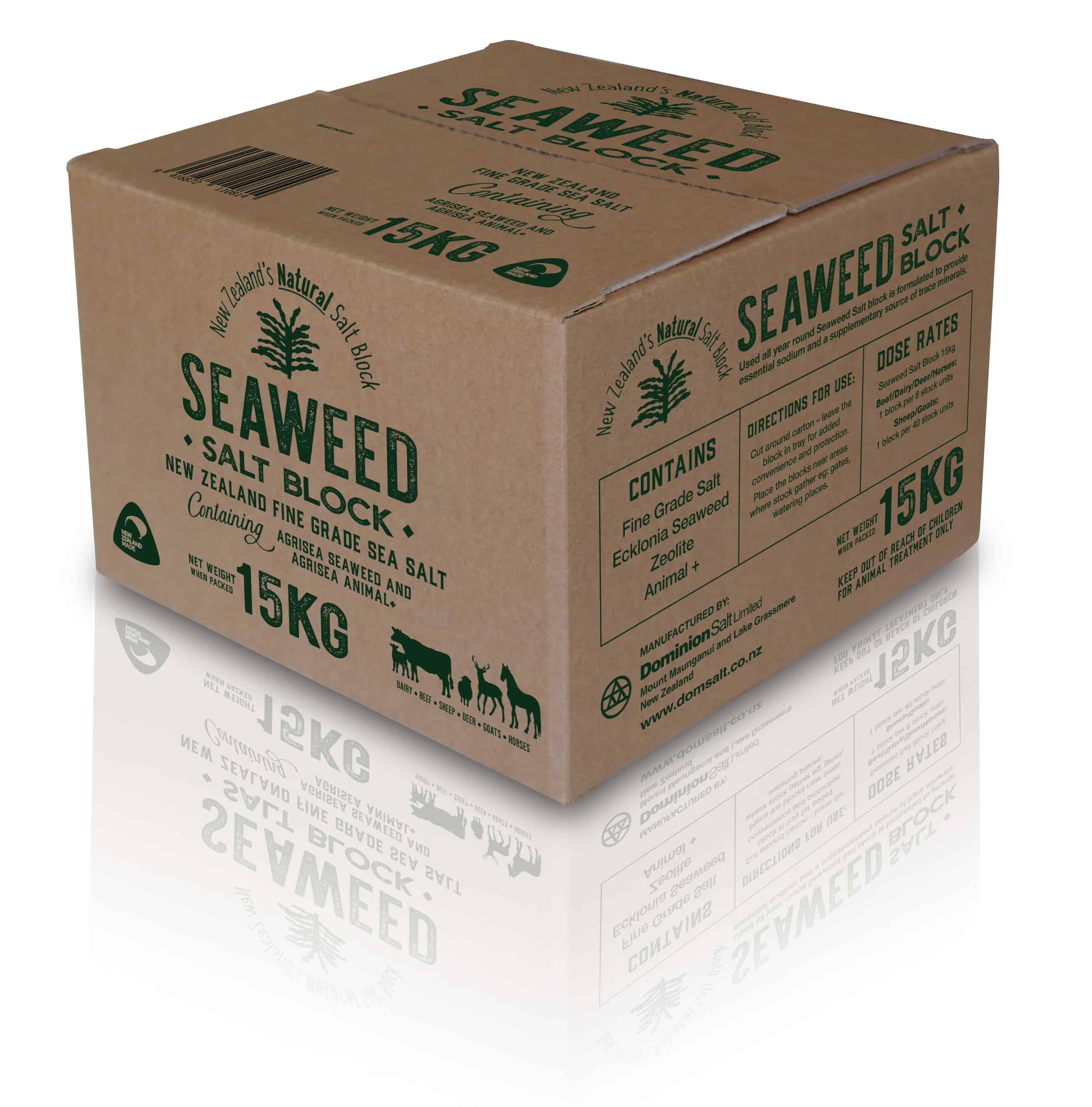 New Zealand's Natural Seaweed