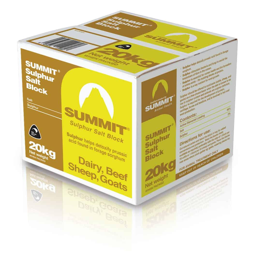 Summit Sulphur